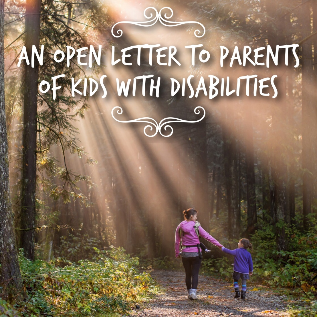 An Open Letter to Parents and Caregivers