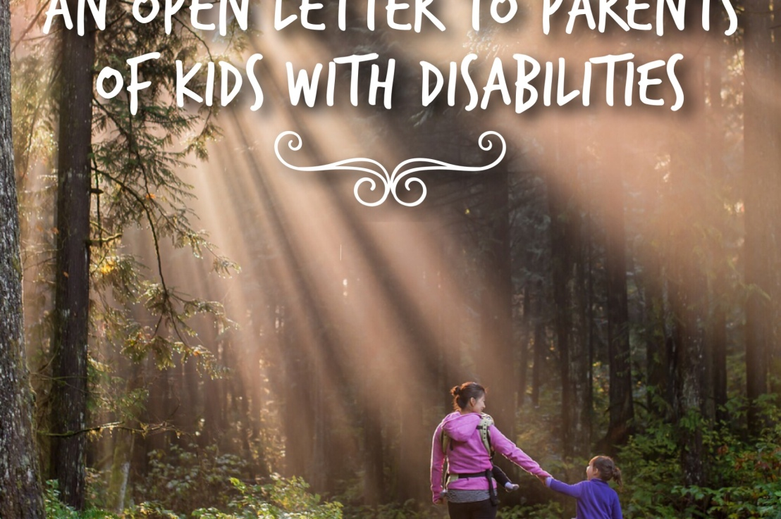 An Open Letter to Parents andCaregivers